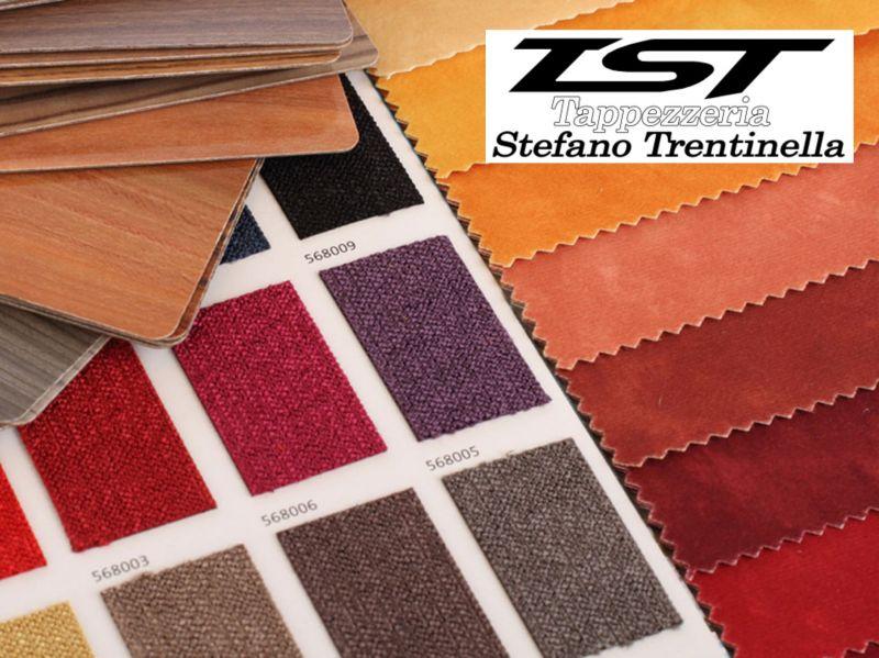 Tappezzeria Trentinella - offerta rivestimenti divani  - occasione rivestimenti imbottiti