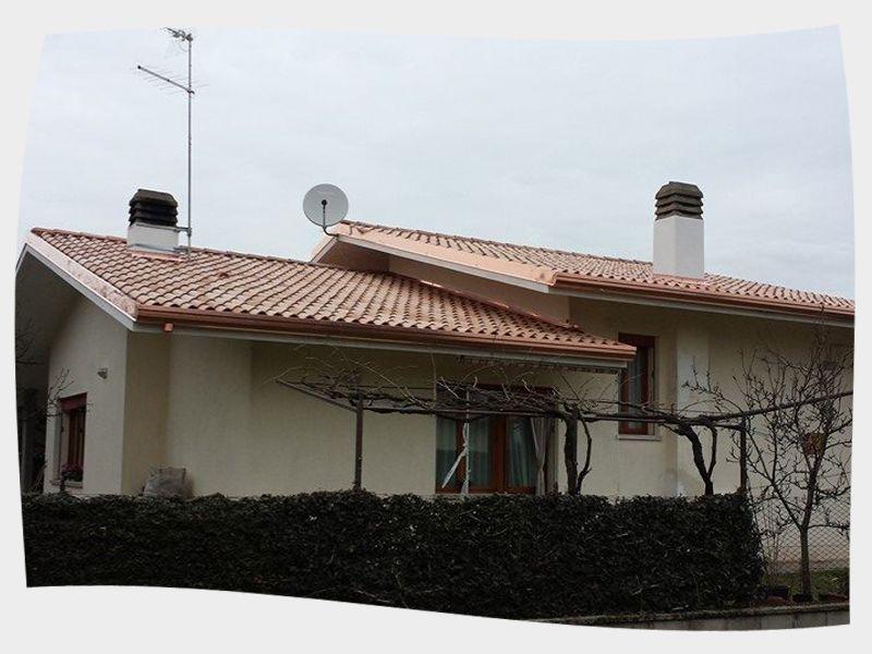 Promozione - installazione grondaie Istrana-Offerta installazione grondaie-Lattoniere Tacchetto