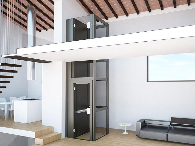 Promozione piattaforme elevatrici - Offerta ascensori - Occasione Loizzo Ascensori Cosenza