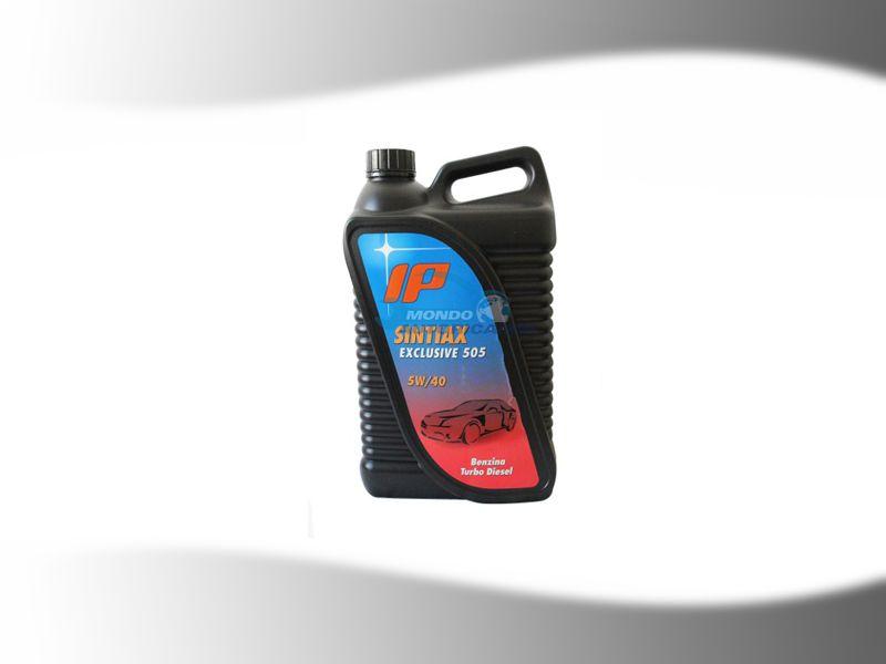 promozione offerta occasione olio lubrificante ip sintiax 505 5w40 cosenza
