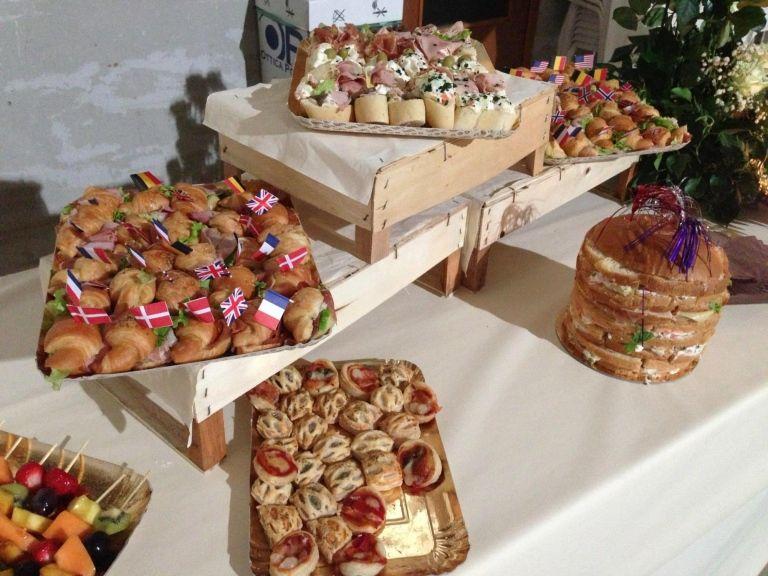 offerta preparazione rinfreschi dolci e salati promozione rinfreschi per feste villafranca