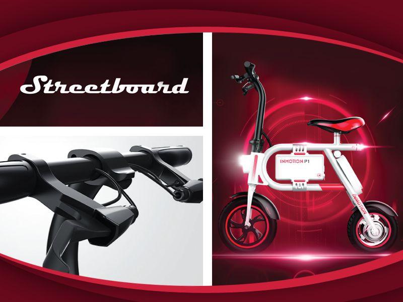 scooter elettrico inmotion p1 - acquisto online