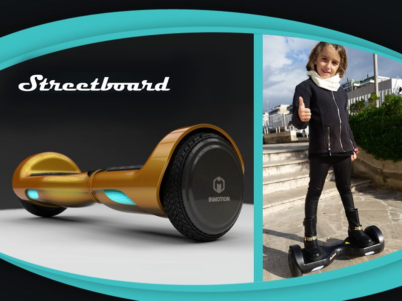 hoverboard inmotion H1 - acquisto online