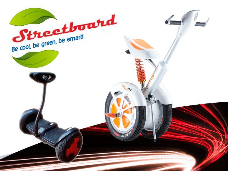 offerta segway elettrico streetboard - promozione vendita online segway streetboard