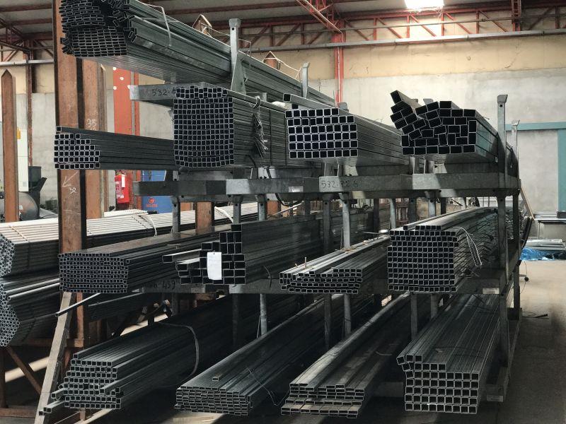 occasione tubolati zincati- offerta tubolari vicenza