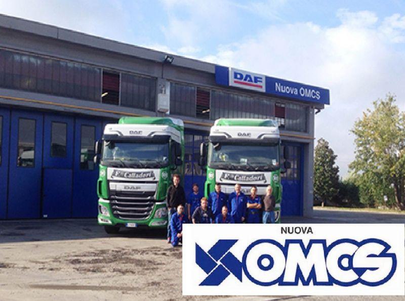 Offerta assistenza auto - promozione assistenza veicoli industriali - Nuova Omcs