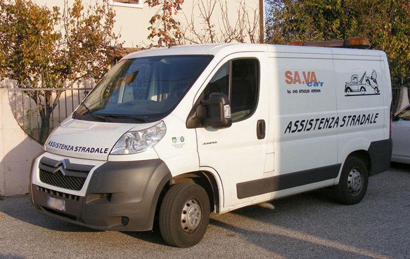 Offerta servizio carrozzeria Fast repair - Promozione gommista e pneumatici - Verona SA.VA. Car