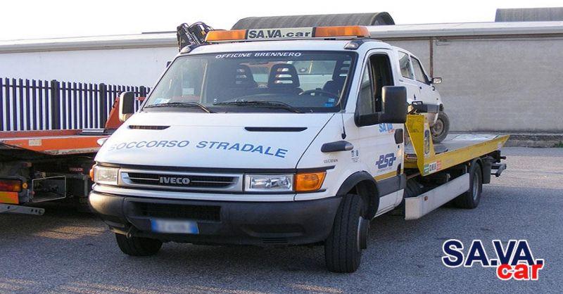 offerta soccorso stradale 24h su 24 Verona - occasione recupero auto a Verona