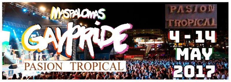 Overnight Offer Gay Pride Maspalomas 2017 - Resort occasion May 13 wagon Gay Pride Gran Canaria