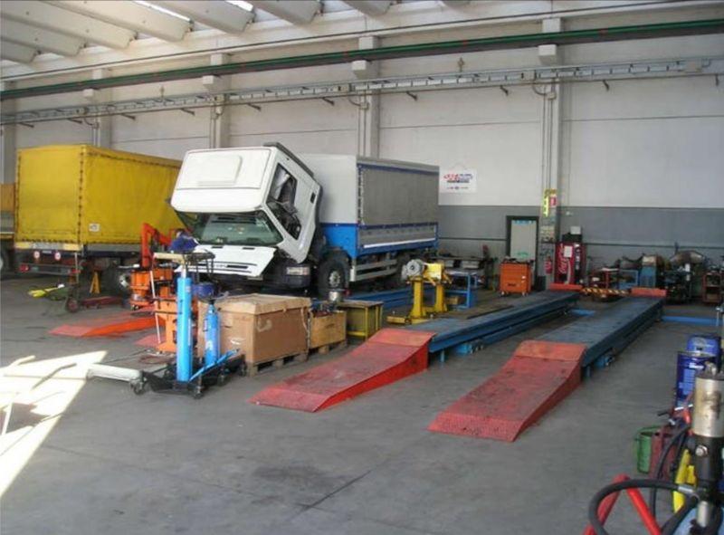 riparazioni veicoli industriali e autocarri piacenza
