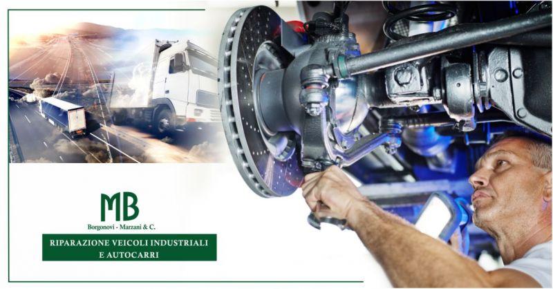 offerta riparazione veicoli industriali piacenza - occasione centro assistenza autocarri