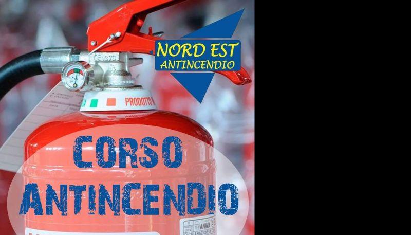 Corso di addestramento antincendio con attestato rischio basso medio a Verona Legnago - Offerta