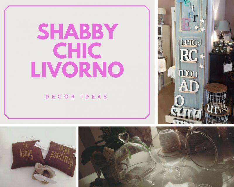 Shabby chic livorno arredamento in stile provenzale for Arredamento country chic o provenzale