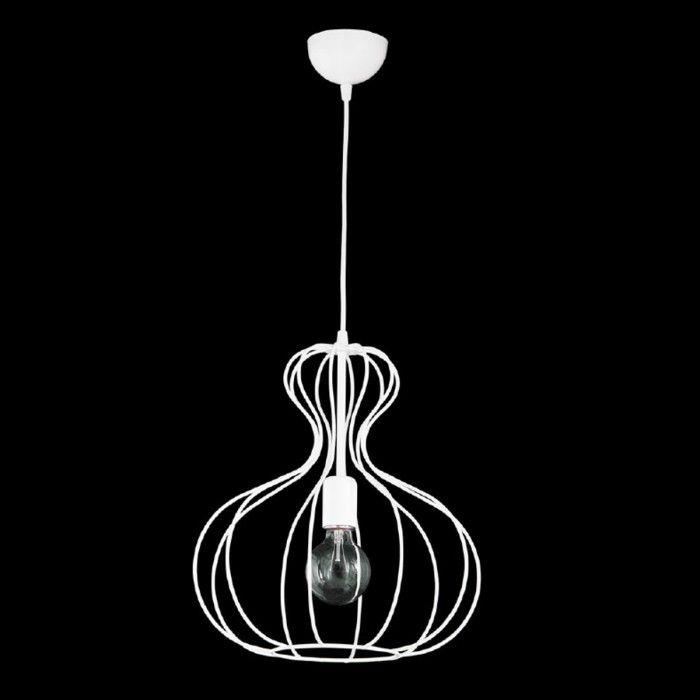 Offerta lampadari - Occasione sospensioni con gabbia - Dama Luce