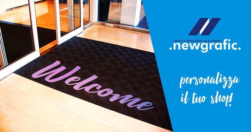 offerta tappeti zerbini personalizzati aziende - stampa logo su tappetino