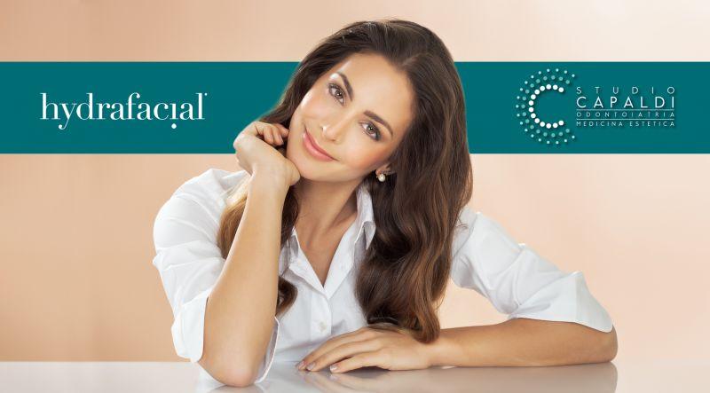 offerta trattamento viso hydrafacial - promozione trattamento pelle efficace  hydrafacial