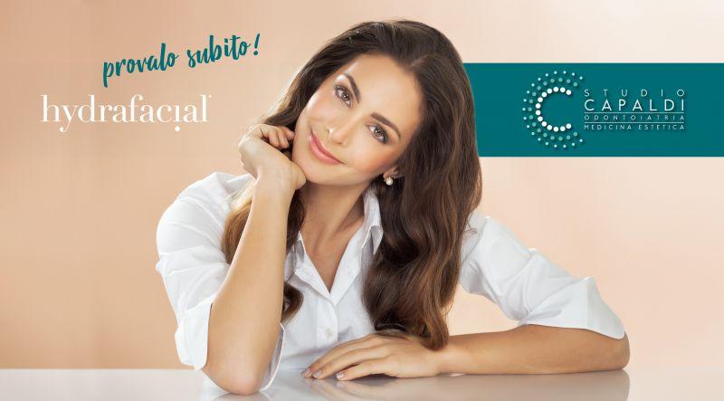offerta trattamento hydrafacial - promozione trattamento pelle antiage antirughe idratante