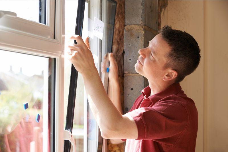 Offerta foratura vetri per griglie di areazione condizionatori e passagatto - Promozione Verona