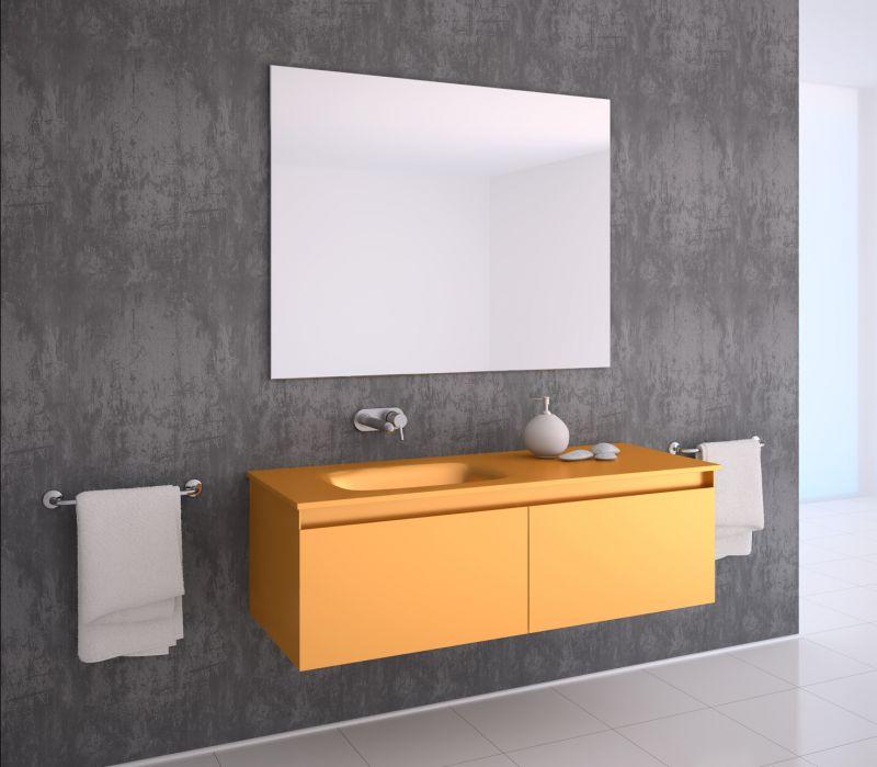 Offerta vendita arredi in vetro su misura - Promozione Specchi con illuminazione - Verona