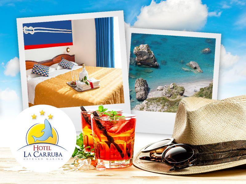 Offerta Vacanze Mare Cetraro - Promozione Hotel Cetraro - Hotel La Carruba
