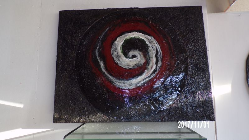 Sculture legno di mare,arte materica, pino Quercia