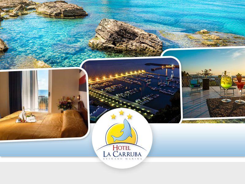 Hotel La Carruba - Offerta Vacanze Cetraro - Occasione Soggiorno Cetraro