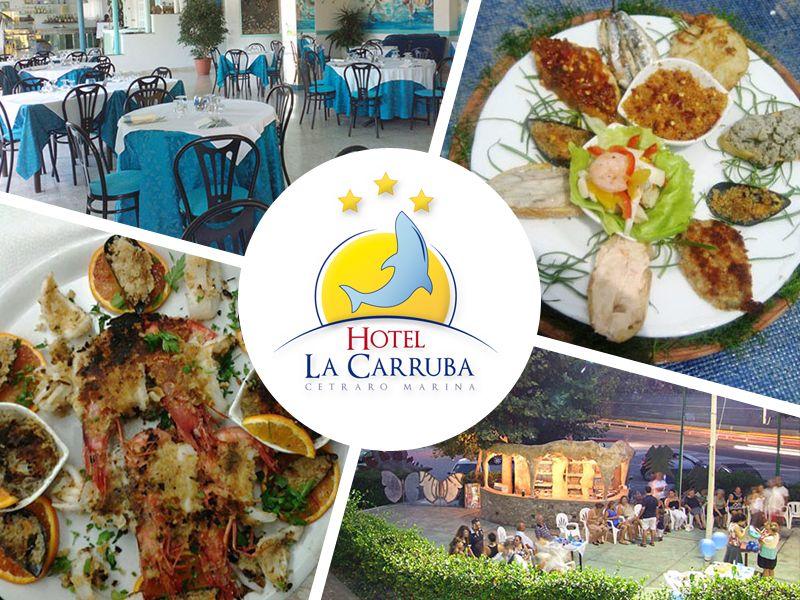 offerta ristorante pranzo cena cetraro marina - promozione pizzeria la carruba cetraro