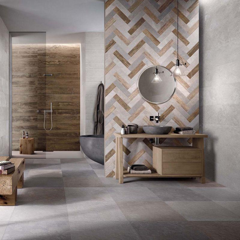 offerta Piastrelle Bagno pavimenti e rivestimenti di design - occasione progettazione bagno
