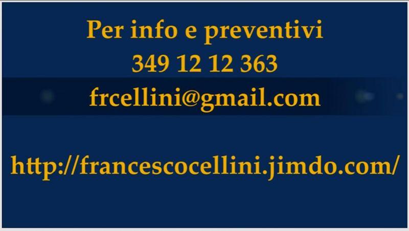Francesco Cellini Perito trascrittore forense - CTP