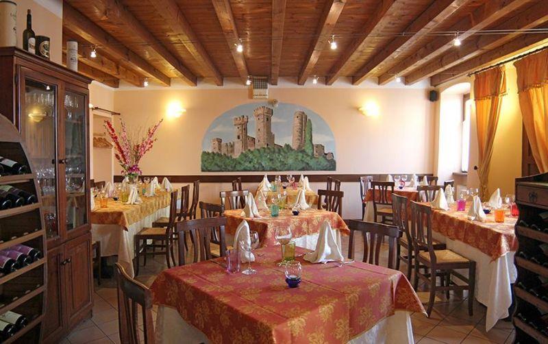 Menù degustazione di carne, di pesce, vegetariano e selvaggina a Valeggio sul Mincio Verona