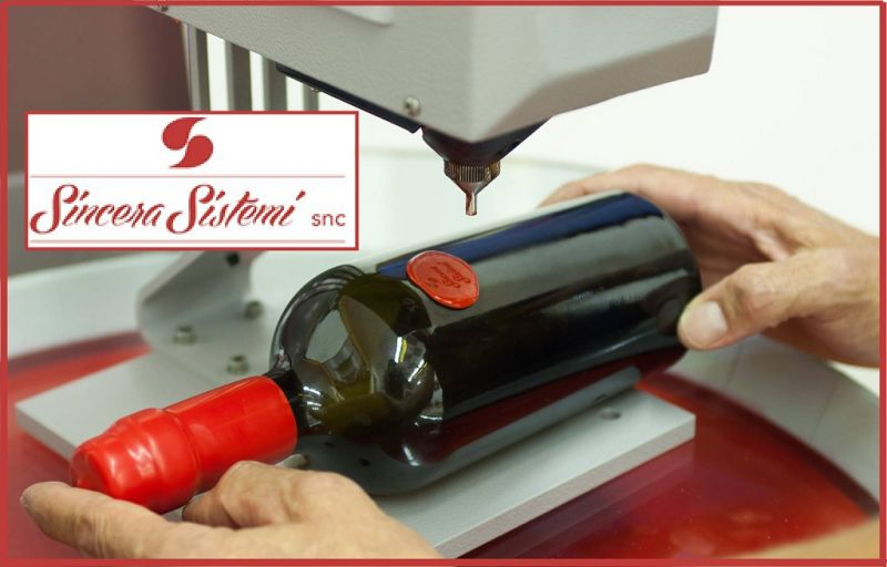 offer sealing machines with shellac - promotion of machines made in Italy sealing with sealing