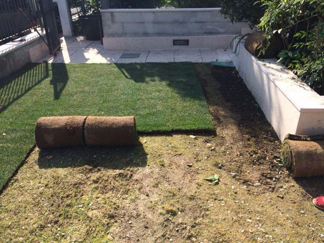 progettazione realizzazione giardini aree verdi residence condomini parchi sommacampagna verona