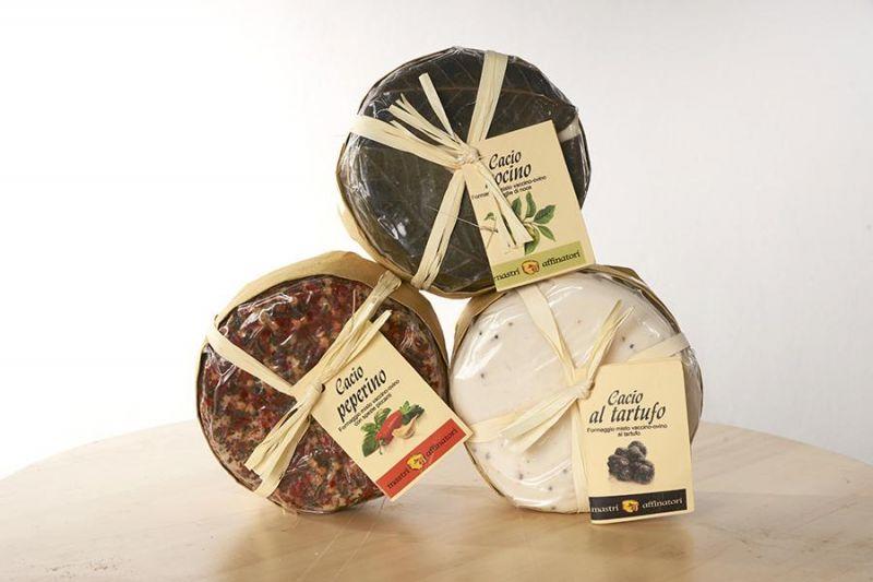 Offerta formaggio aromatizzato tipico umbro - Promozione vendita online prodotti tipici Umbria