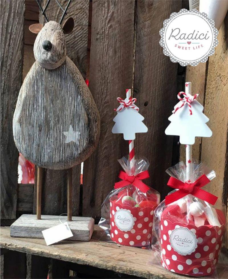 Promozione Candy Shop - Offerta segnaposto natalizi - Radici sweet life