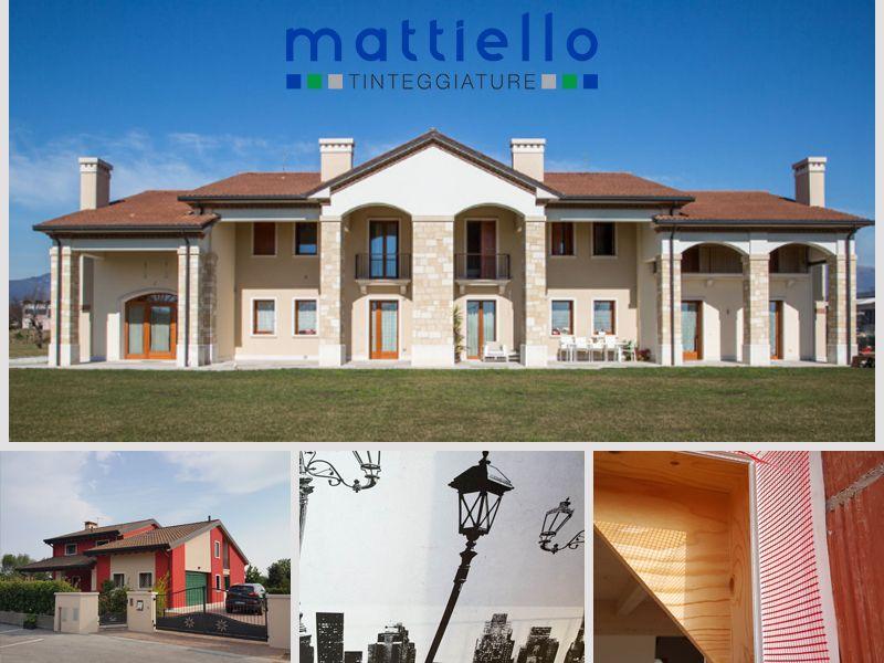 Promozione restauro-Offerta tinteggiature-Occasione isolamento acustico-Mattiello Tinteggiature