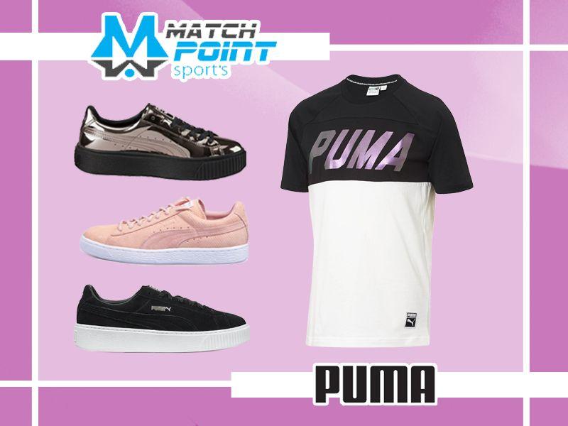 offerta scarpe puma - promozione abbigliamento puma matchpoint sports - torre annunziata napoli
