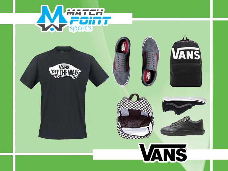 offerta scarpe vans promozione abbigliamento accessori vans match point sports torre annunziata