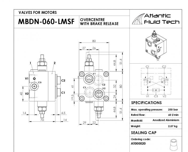 Offerta MB000319 Promozione Dual counterbalance