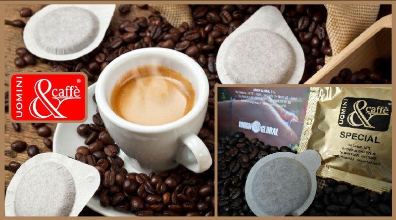 Uomini&Caffè offerta vendita online Cialde Caffè Special 100 pezzi - Promozione cialde caffè