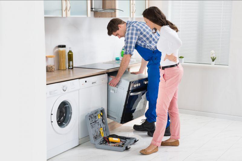 Offerta installazione di elettrodomestici acquistati online - Manutenzione assistenza - Vicenza