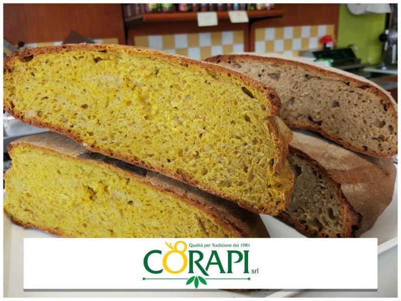 Offerta pane cotto a legna Lamezia terme-promozione pane con lievito madre Lamezia Terme-Corapi
