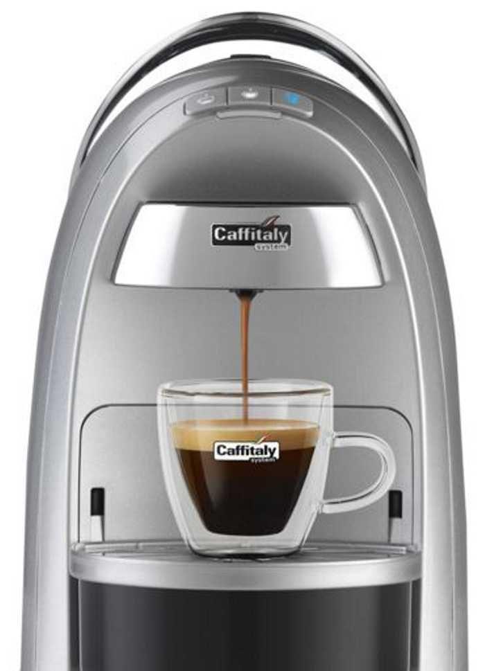 Offerta macchina caffè espresso Caffitaly - Promozione rivenditore capsule caffè Caffitaly