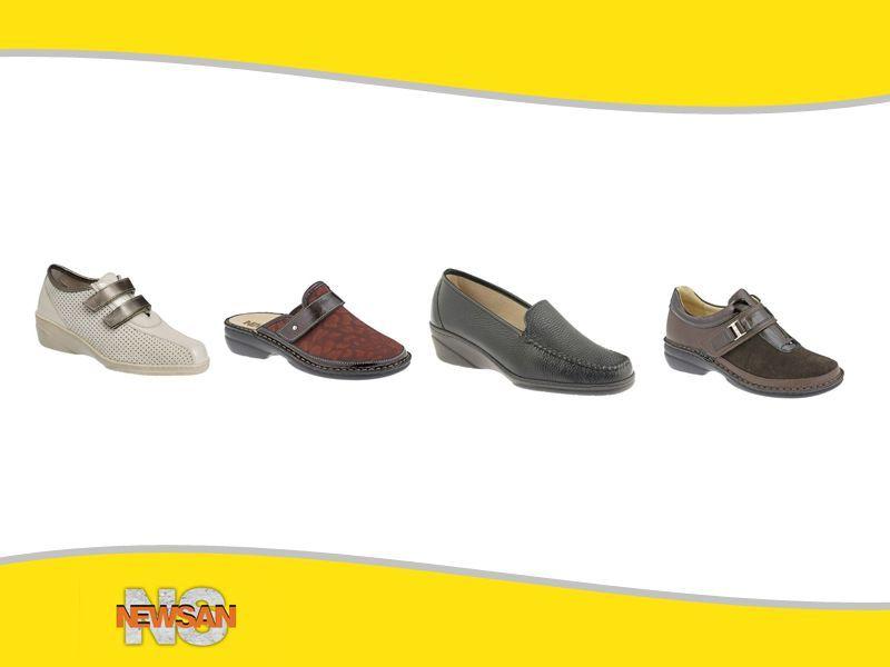 Offerta Scarpe Newsan - Promozione collezione scarpe 2018 Newsan - Sanitaria Asm