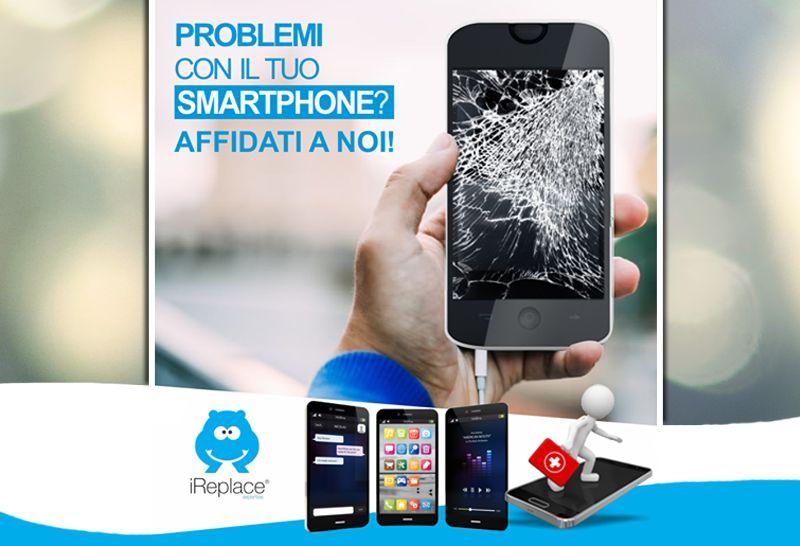Offerta riparazione smartphone tablet Roma Nomentana - Promozione samsung iphone huawei