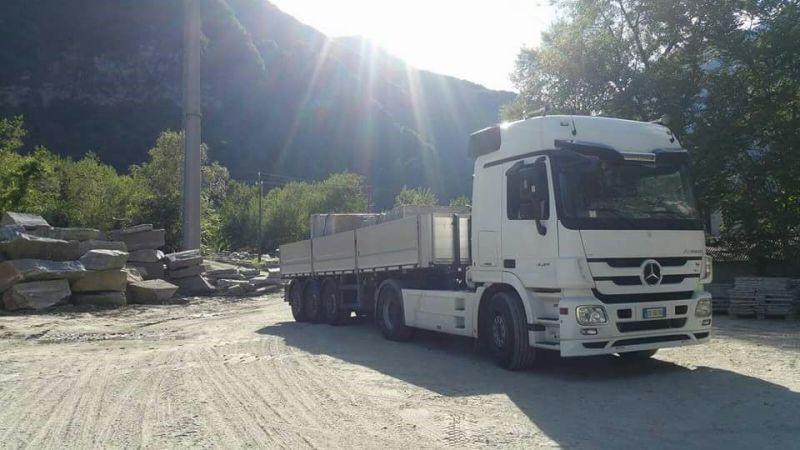 Offerta spostamento di marmi - Promozione pietre per lavorazioni edili Svizzera Piemonte