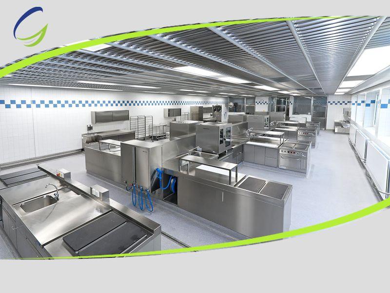 Offerta servizio pulizia cucine industriali professionale  - Promozione pulizia strutture