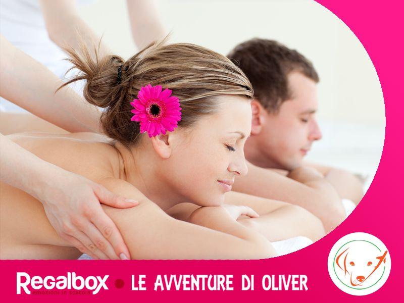 offerta regalbox natale - promozione buono vacanze centro benessere - avventure di oliver