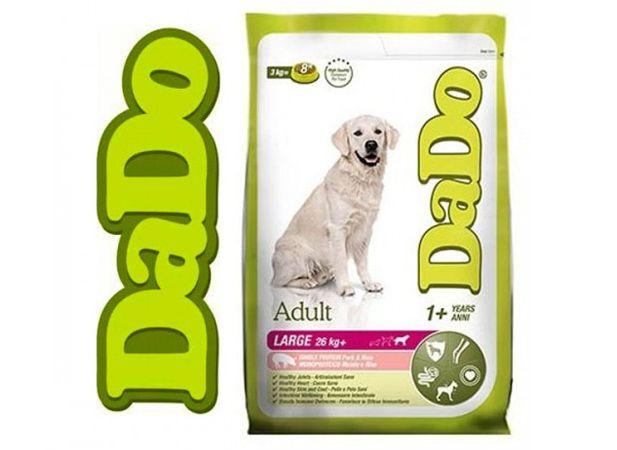 Promozione cibo per cani - Dado Adult large 3 kg.