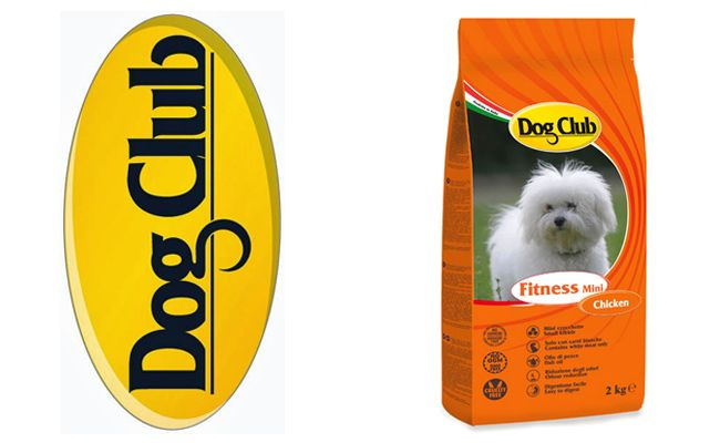 Offerta crocchette cani - Dog Club Fitness Mini Pollo 2 Kg