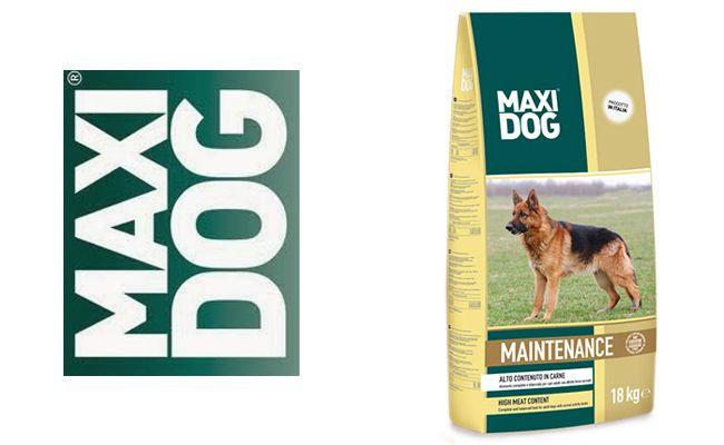 Offerta cibo per cani - Maxi Dog Maintenance 18 Kg